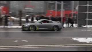 Carfreitag Nürburgring 29.03.2013 - JP's Nissan GT-R R35 [HD]