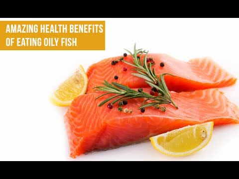 Consumption Of Oily Fish May Hold The Secret To Youth, Promote Weight Loss And Halt Eye Disease 🐟