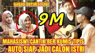 Download lagu 🔴 MAHASISWI MANIS IKUTAN BAPER - AUTO SIAP JADI CALON ISTRI #prankpart8
