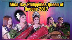 Funny Miss Gay Q and A | Miss Gay Philippines Queen of Queens 2017