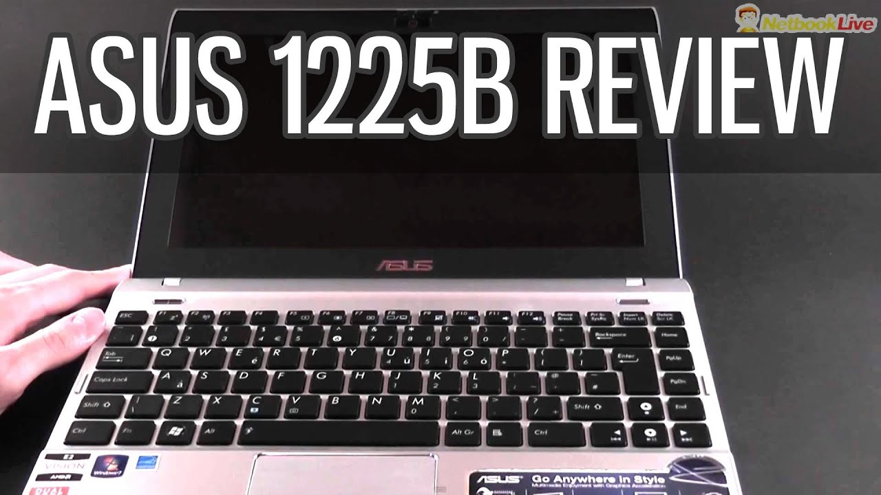 Asus 1225B review - new 11 6
