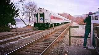 Metro North deafening RS2M