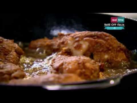 A tavola con Ramsay # 134: Pollo fritto al latticello con Sedano sottaceto veloce