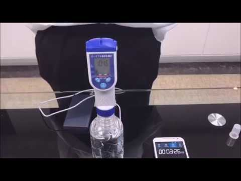 VWA H2CAP Plus - Hydrogen Rich Water with Hydrogen Meter
