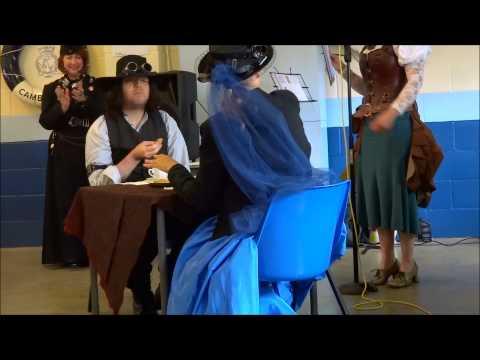 Tea Duelling at Steampunk Cambridge III