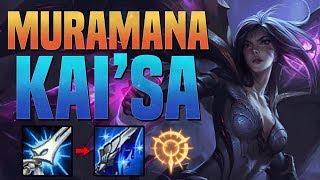 MURAMANA KAI'SA IS BUSTED!! - Season 9 Kai'Sa Guide - League of Legends