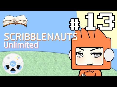 เรียนภาษาอังกฤษจากเกม Scribblenauts Unlimited 13 - ฉันไม่มีวันตาย แต่แมลงร้ายต้องตาย