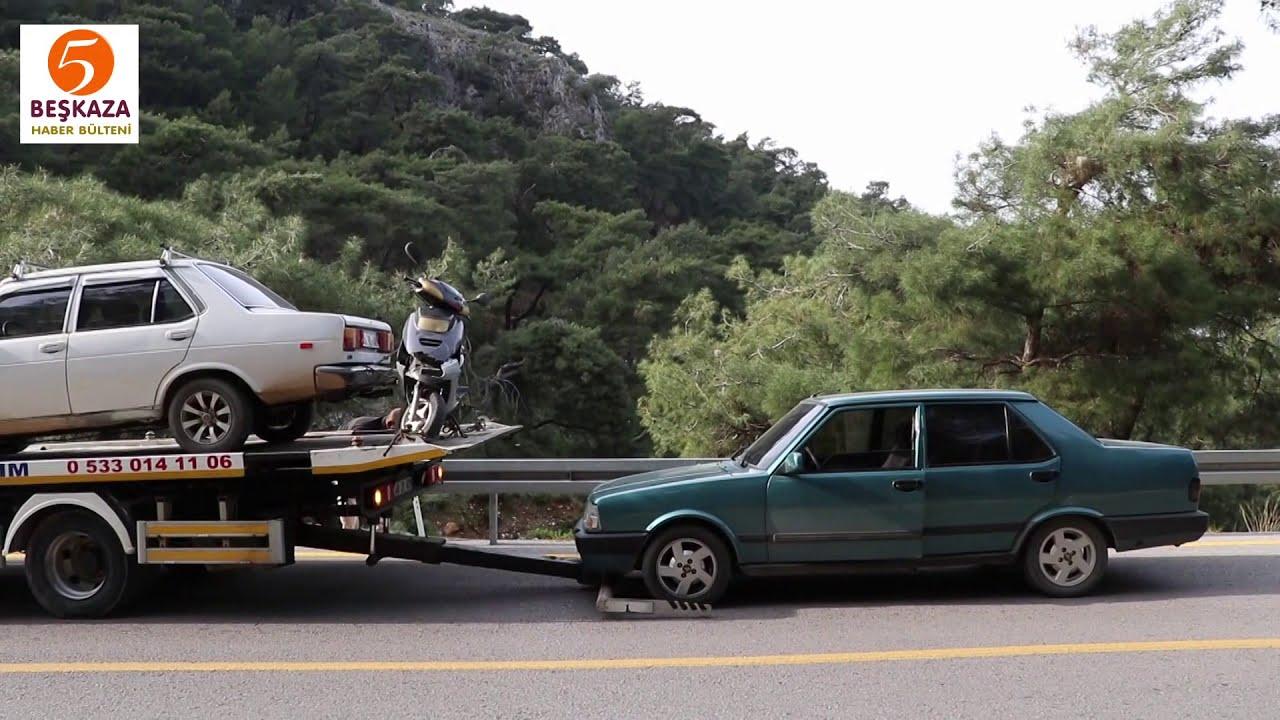 Polisi Görünce Kız Arkadaşını Bırakıp Dağa Kaçtı