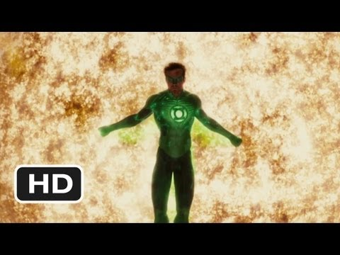 Green Lantern Official Trailer #2 - (2011) HD