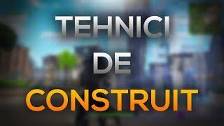 TEHNICI DE CONSTRUIT IN FORTNITE !
