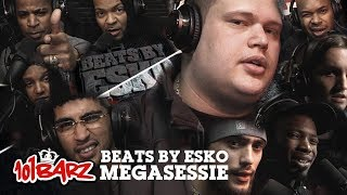 Download BEATS BY ESKO   MEGASESSIE   101Barz Mp3 and Videos