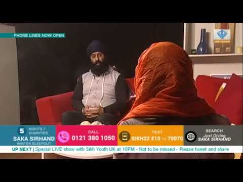 A Sikh Girls Experience of How She Was Targetted By Grooming Gangs - Sikh Youth Show 28.12.17