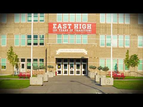 Salt Lake City History Minute - East High School Musical