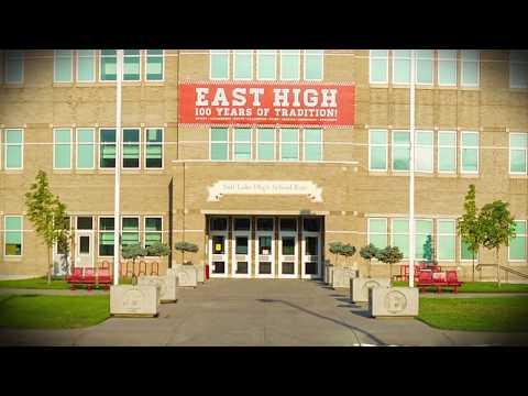 Salt Lake City History Minute - East High School Musical