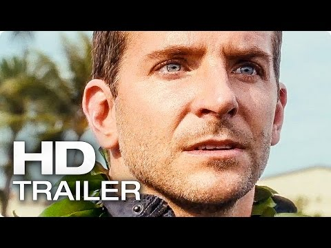ALOHA Trailer German Deutsch (2015)