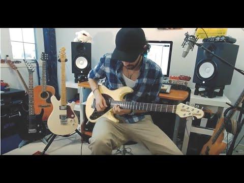 Bruno Mars 'Finesse' GUITAR SOLO