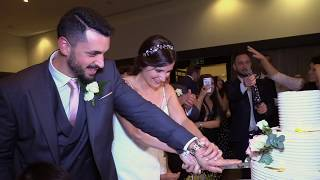 Andrea & Christian Wedding video trailer - 9.11.2019