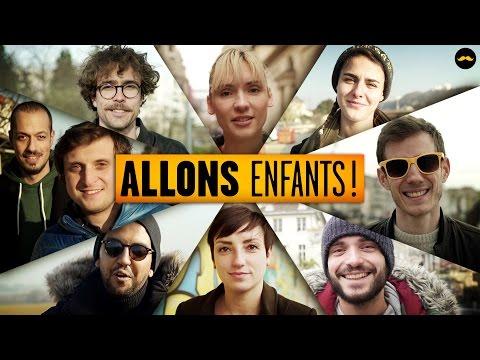 Notre documentaire sur la jeunesse