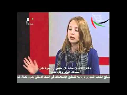 Lizzie Phelan Interview about Syria (Lies about Syria EXPOSED) - MUST WATCH from YouTube · Duration:  23 minutes 32 seconds