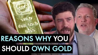 Why Investing in Gold Is So Critical & the Future of Money (w/ Grant Williams and Josh Crumb)