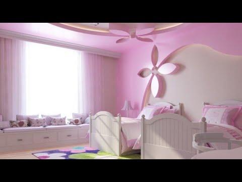 احدث واجمل غرف نوم اطفال مودرن 2020 Youtube