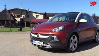 Тест-драйв Opel Adam Rocks