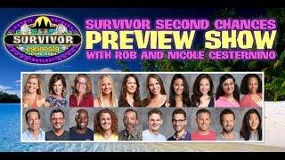 Survivor Cambodia Cast Assessment | Season 31 Preview Podcast LIVE Sept 8, 2015