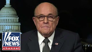 Giuliani: Salem witch trials are fairer than Dems' impeachment probe
