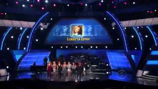 Lorerrta Lynn Tribute Coal Miners Daughter ACM Girls Night Out [HD]_(360p).mp4