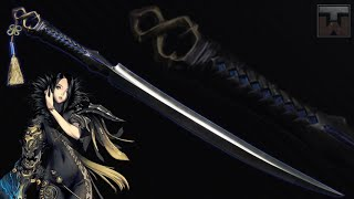 Forging Twillight's Edge - Blade and Soul