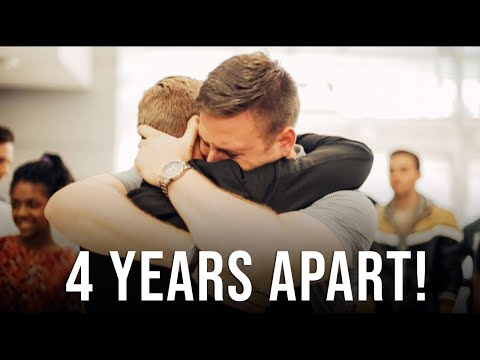 Brothers unite after FOUR YEARS! || Elder Way's Homecoming
