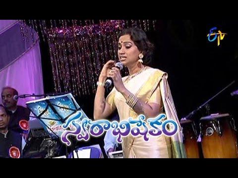 Om Mahapraana Song - Kalpana Performance in ETV Swarabhishekam - Glasgow,Scotland - ETV Telugu