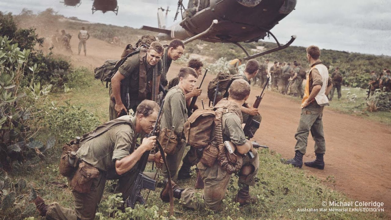 veitnam war Area of operations in south vietnam, 1965-1972 places new zealanders served included: bong son the 1st new zealand services medical team was based at bong son in binh dinh province from april 1967 until december 1971.
