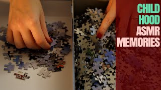 Memories In Pieces - Jigsaw Puzzle Rummaging Sounds & Whispering