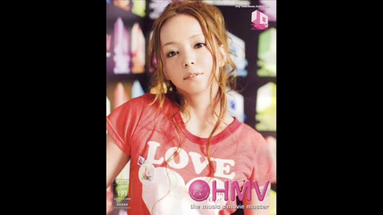 Namie Amuro Hide Seek English Version