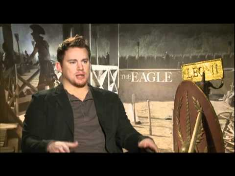Channing Tatum and Jamie Bell Interviews for THE EAGLE