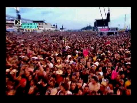 30 Seconds to Mars - This is War & 100 Suns(Live at Rock Am Ring 2010)