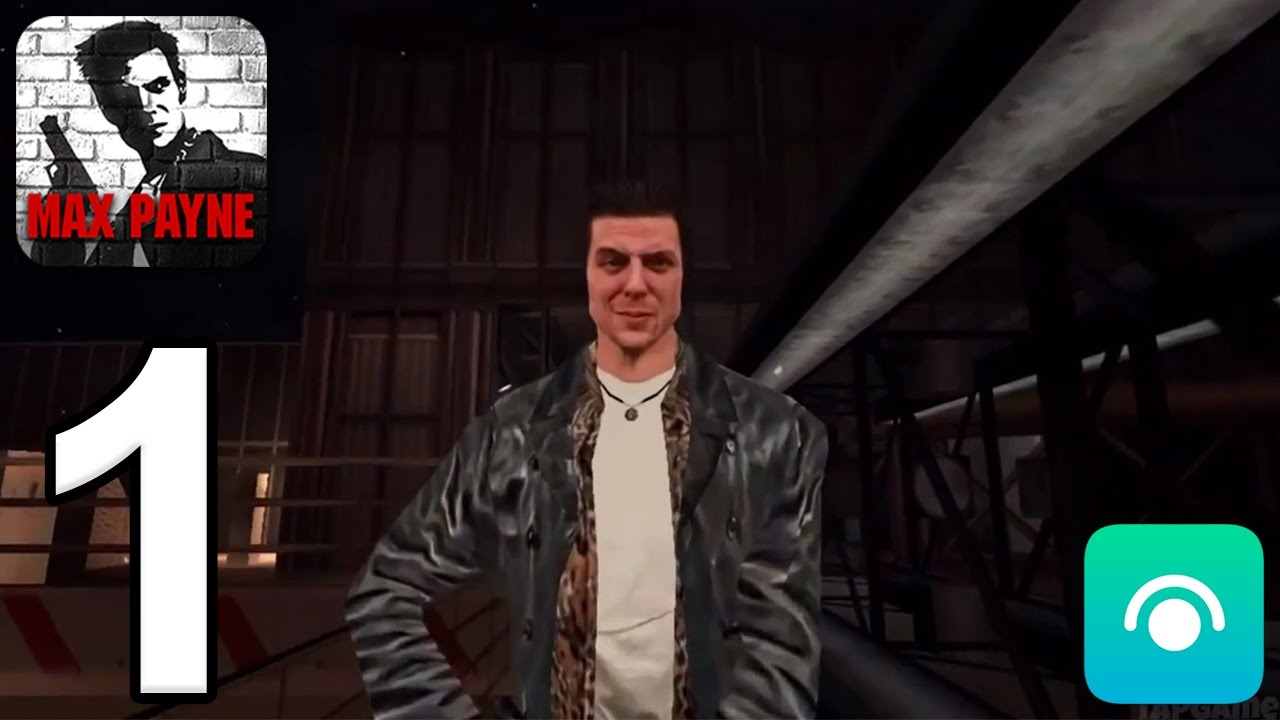 Max Payne Mobile Gameplay Walkthrough Part 1 Part 1 Chapter 1