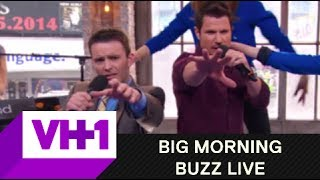 Bob Herzog - Traffic Guy Sings With Nick Lachey + Big Morning Buzz Live + VH1
