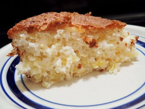 Pineapple Angelfood Cake