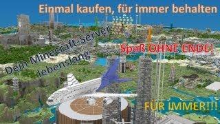 Repeat youtube video Minecraft-Server kaufen statt mieten bei Zap-Hosting! [HD][German]