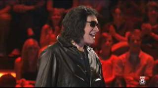 Gene Simmons on Are You Smarter Than A 5th Grader