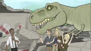 How Jurassic Park Should Have Ended.