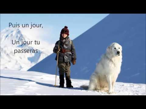 """Belle"" - ZAZ (paroles) Belle et Sébastien"