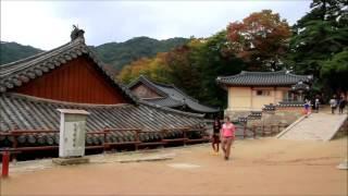 世界遺産 韓国「海印寺」「仏国寺」