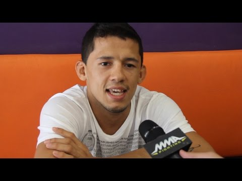 Eduardo Dantas Asks for Bellator 149 Return Against Champion