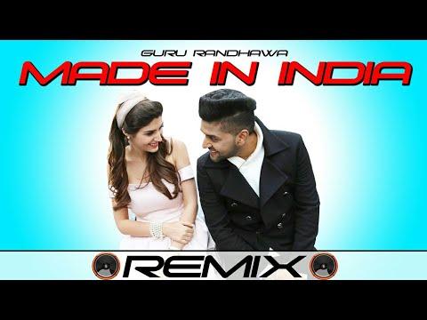 Made In India | Remix | Guru Randhawa | 2018 | Mix By (Djsani) | Mp3 And Flp Project