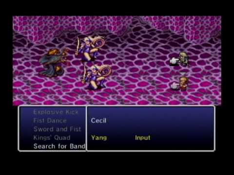Final Fantasy IV: The After Years - Twin Drive Band