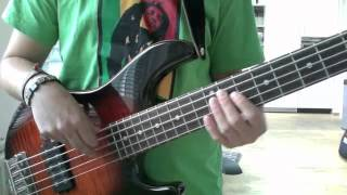 Bob Marley & The Wailers - Who the cap fit (Bass cover)