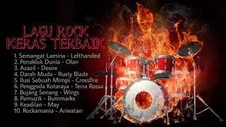 Download lagu Lagu Rock Keras Terbaik - Volume 3